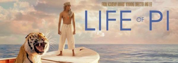 Life of Pi Film Banner