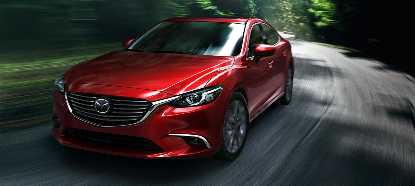 Mazda 6 là một trong những dòng xe sedan được yêu thích nhất trên thế giới