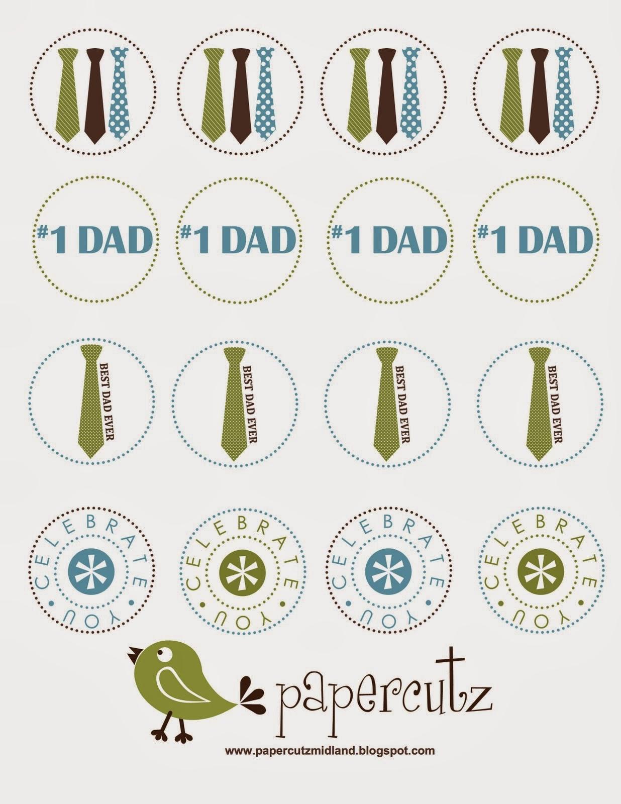 Día del Padre: Kits de Corbatas para Imprimir Gratis. | Ideas y ...