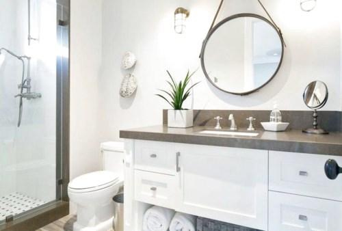 Pemilihan warna kamar mandi