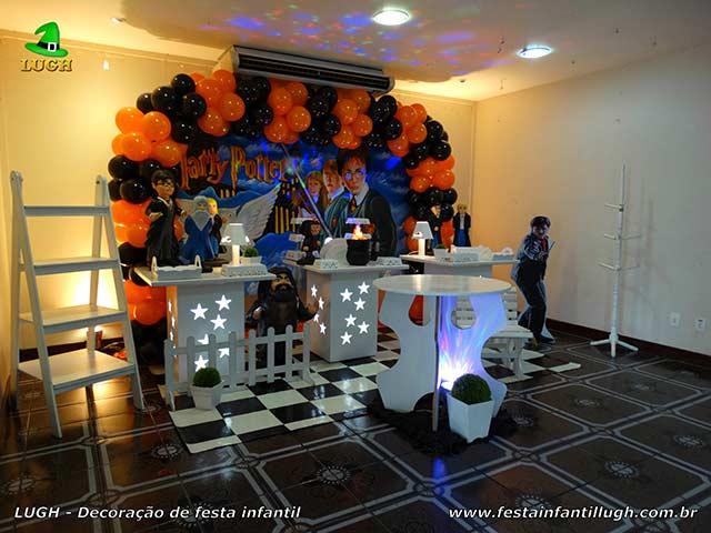 Decoração de aniversário Harry Potter - Festa infantil - Jacarepaguá RJ