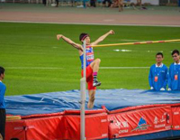 For Breaking Commercial Rules, China's Twerking High Jumper Banned