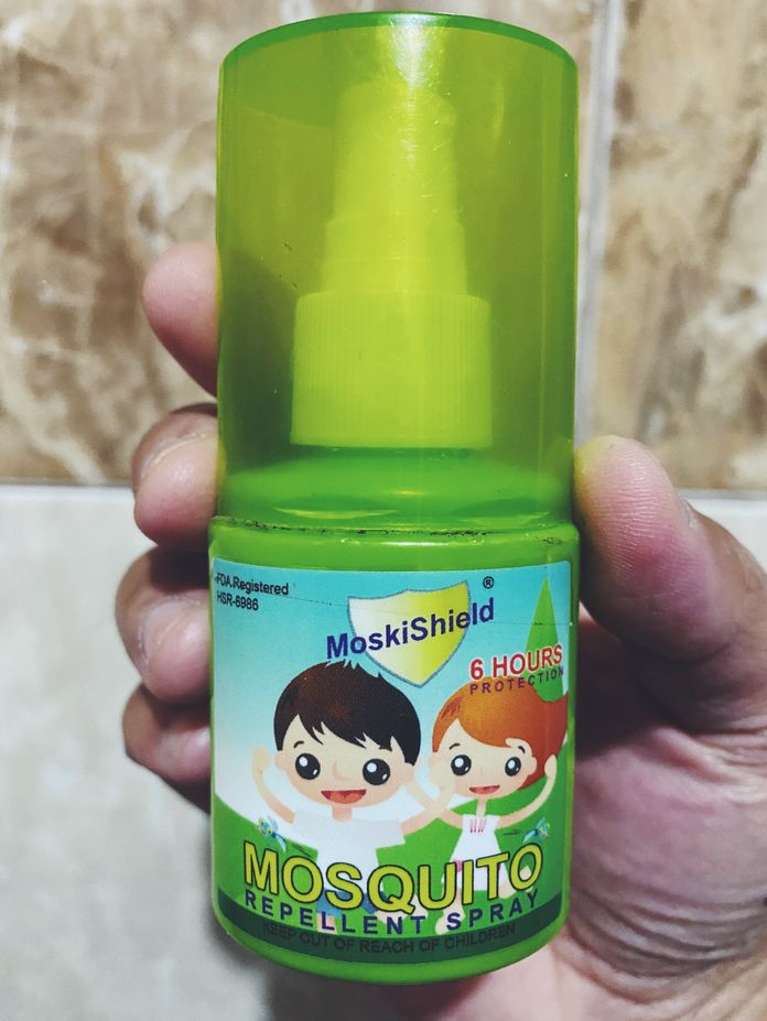 Moskishield best insect repellent brands