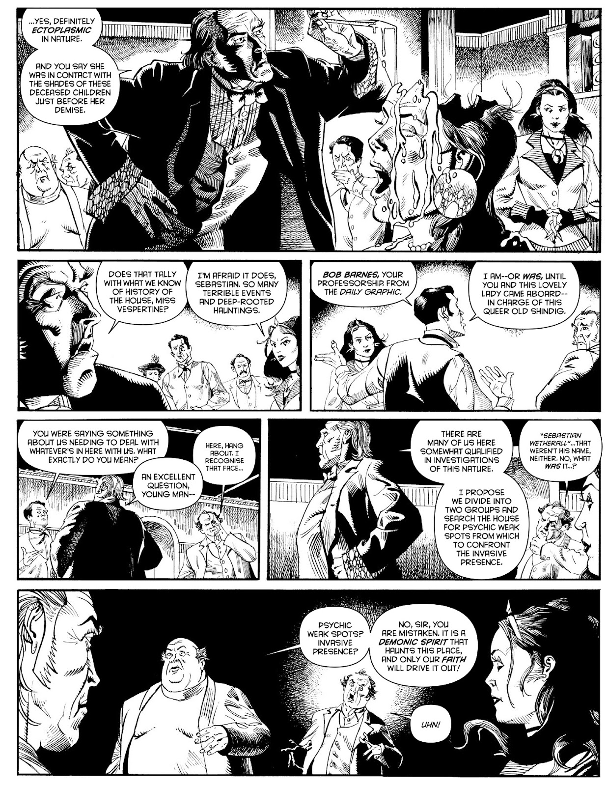 Judge Dredd Megazine (Vol. 5) issue 427 - Page 86