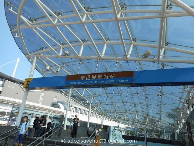 Taipei Escapade Episode 1: The Taipei MRT Lines,  and  Taipei 101