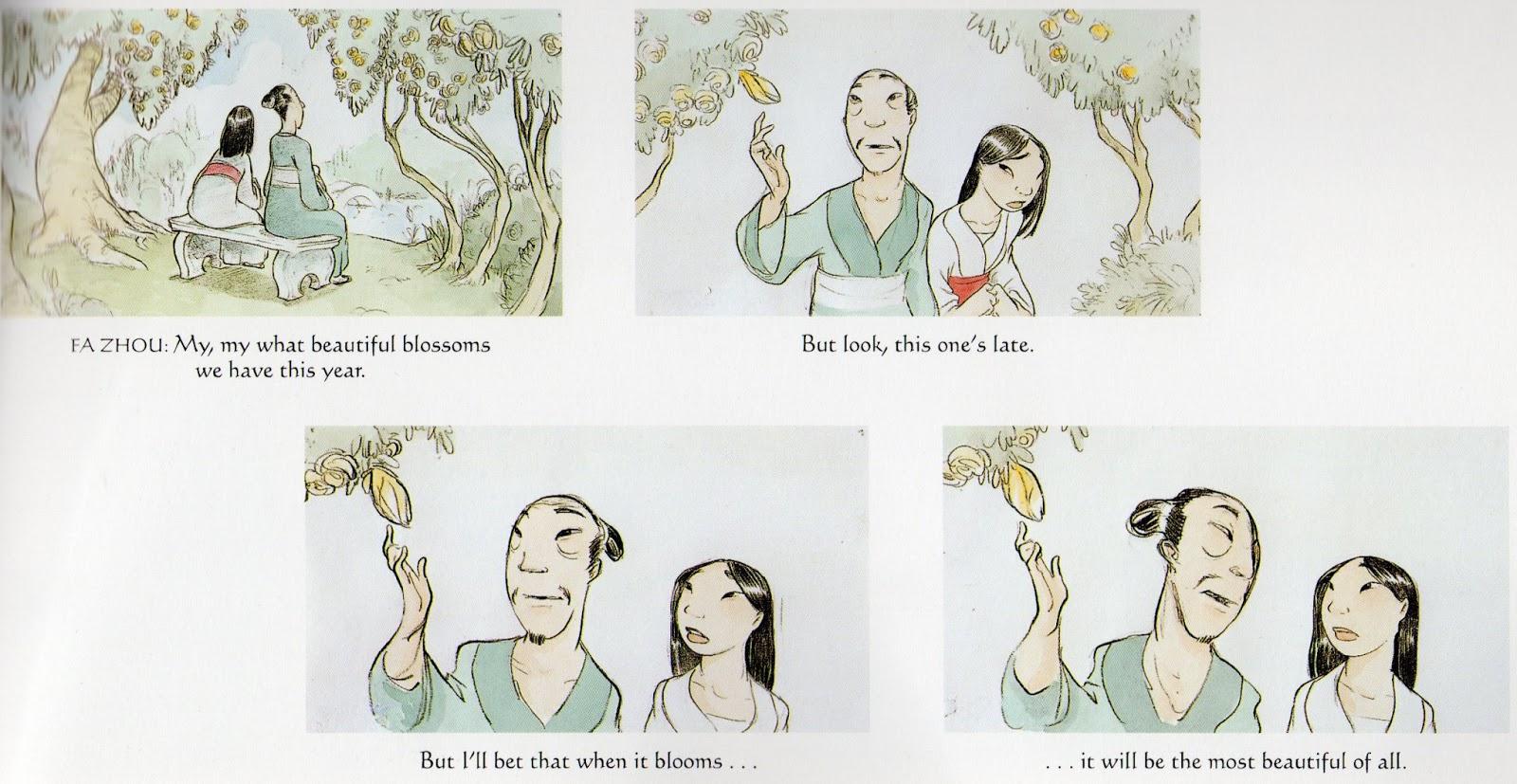 Mulan [Walt Disney - 1998] - Page 6 Img049
