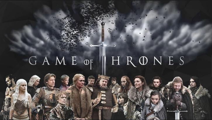 تجربتي في مشاهدة مسلسل game of thrones