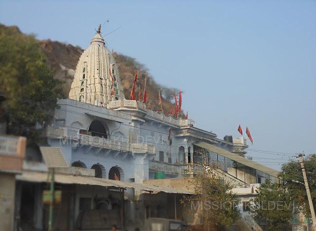 Shakambhari Mata Temple, Sambhar