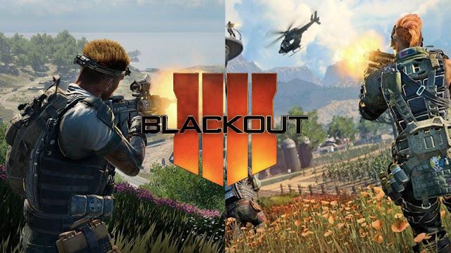 نسخة البيتا لطور Blackout الخاص بلعبة Call of Duty Black Ops 4 أصبحت متوفرة للتحميل على جهاز PS4 بهذه الطريقة ..
