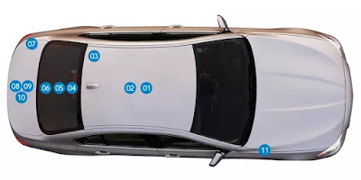 Alternatif memasang antena di mobil. Sumber foto : Kaskus.  http://www.kaskus.co.id/thread/000000000000000009183479/diskusi-antena-pemancar/119