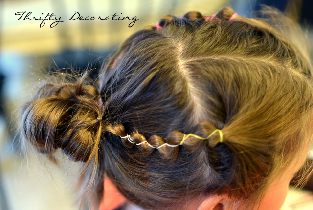 plaiting hair style thrifty decorating october 2011 7153 | DSC 7153