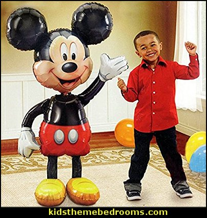 Mickey Mouse Airwalker Birthday Party Supplies