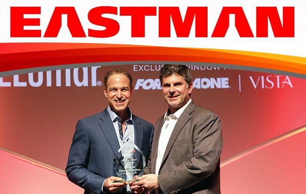 Eastman LLumar Window Film's 2016 National Dealer of the Year