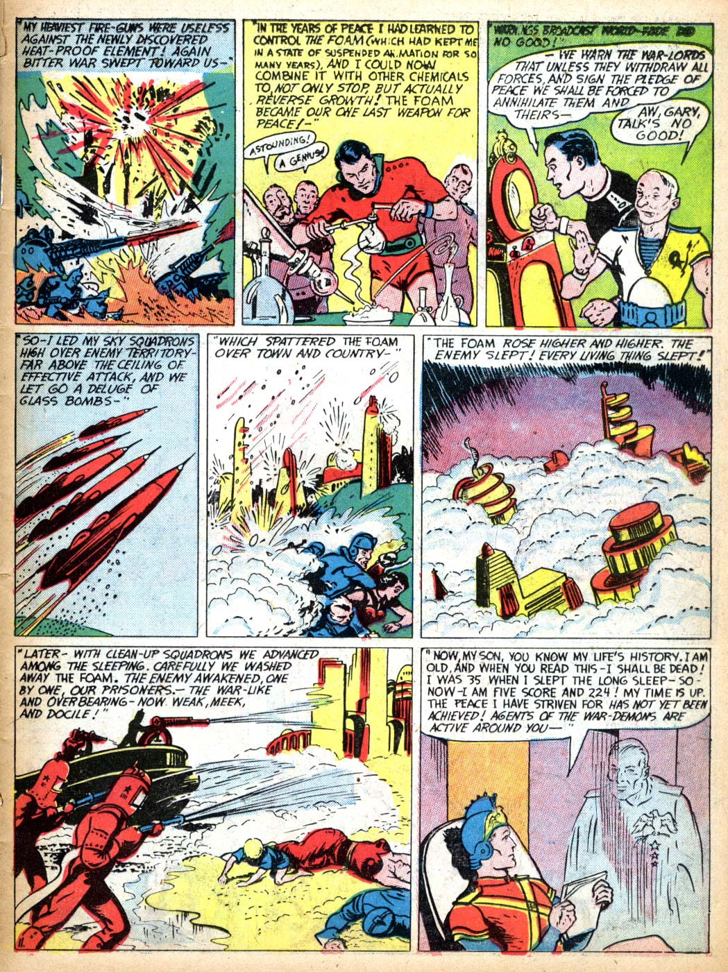 Read online All-American Comics (1939) comic -  Issue #9 - 7