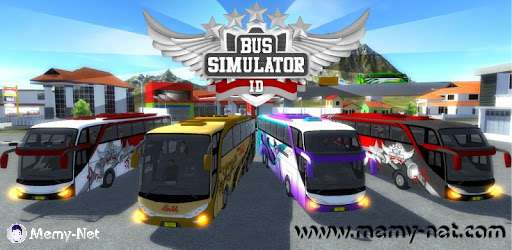 Bus Simulator Indonesia MOD APK Unlimited Money