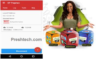 Etisalat Free Browsing 2017 With XP Psiphon Using Etisalat Smartpak