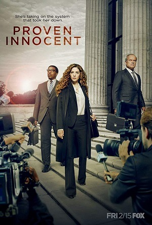 Proven Innocent - 1ª Temporada Séries Torrent Download capa