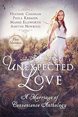 Heidi Reads... Unexpected Love: A Marriage of Convenience Anthology by Heather Chapman, Paula Kremser, Mandi Ellsworth, Ashtyn Newbold