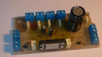 TDA7384 - 4 x 22W car power amplifier