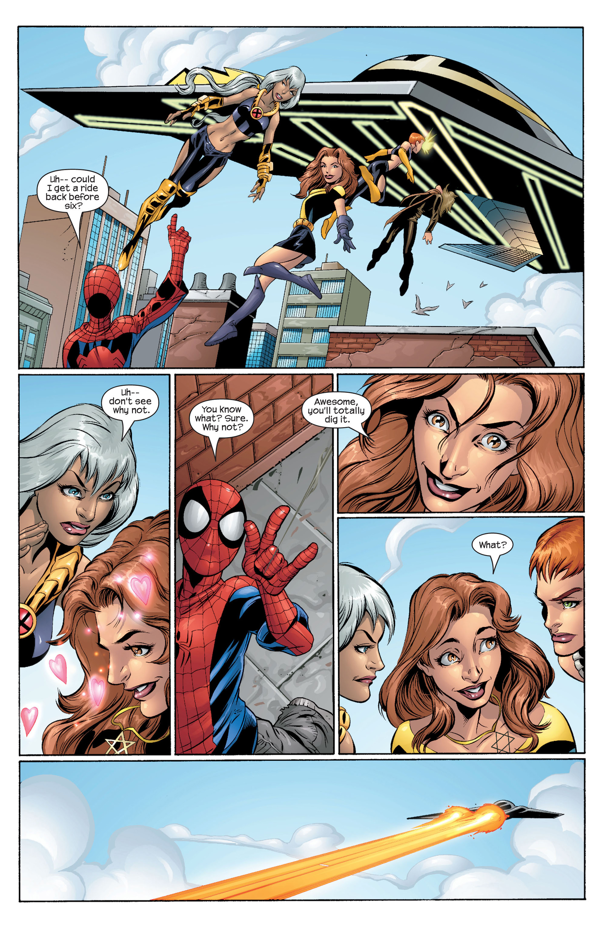 Read online Ultimate Spider-Man (2000) comic -  Issue #43 - 12
