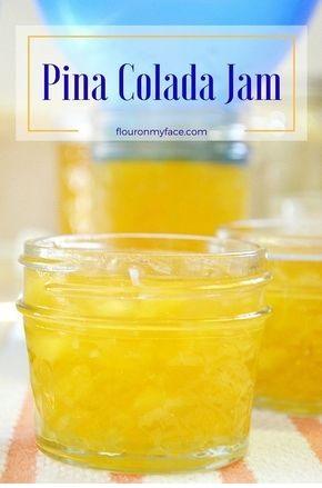 Pina Colada Jam