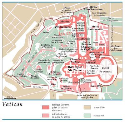 Rome bons conseils capitale visite voyage Vatican