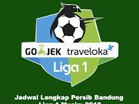 Jadwal Lengkap Persib Bandung di Liga 1 Musim 2018