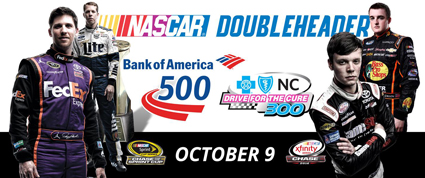 Round Of Twelve Begins At Charlotte #NASCAR