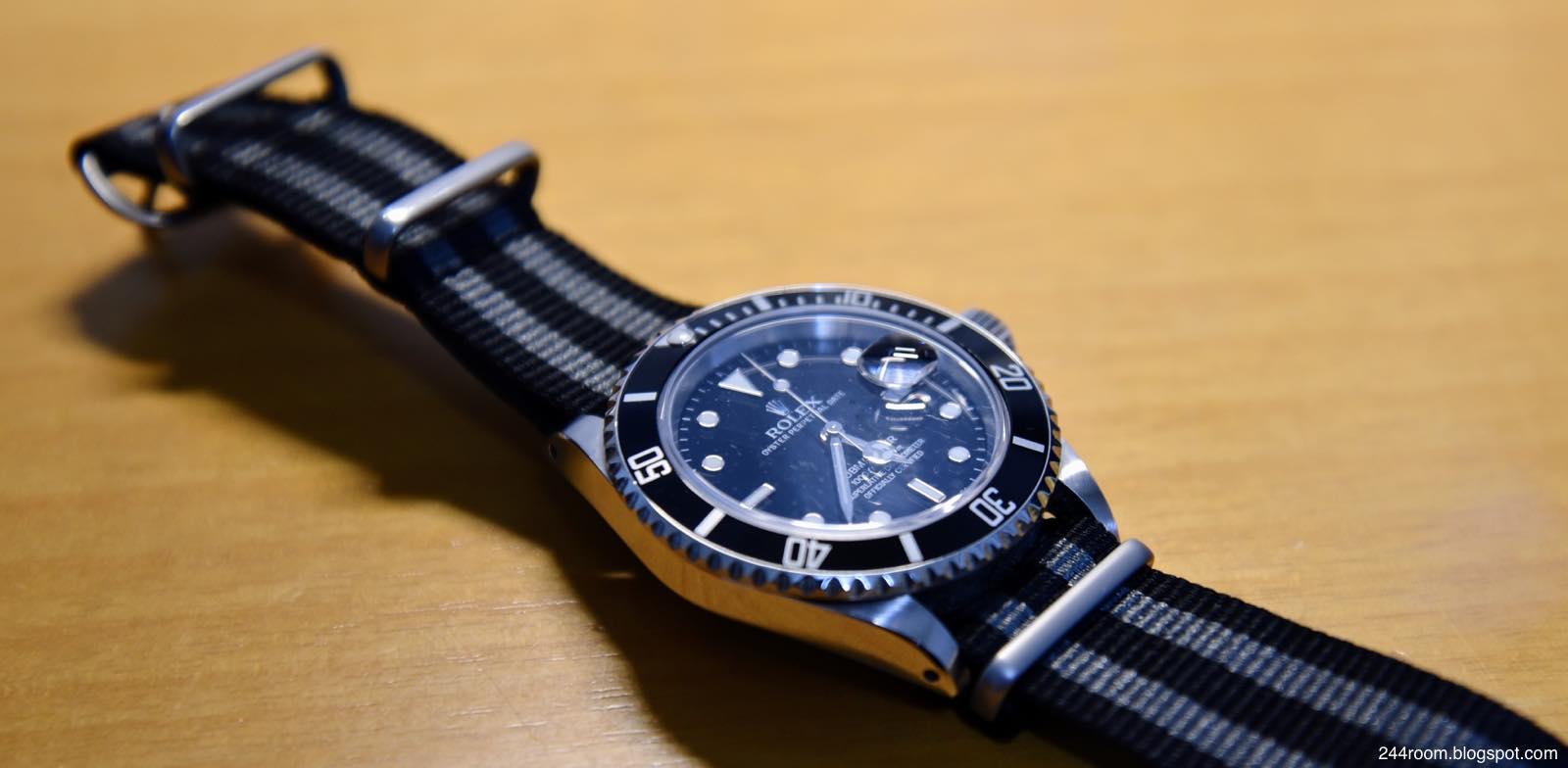 ロレックスサブマリナーデイト ROLEX Submariner Date