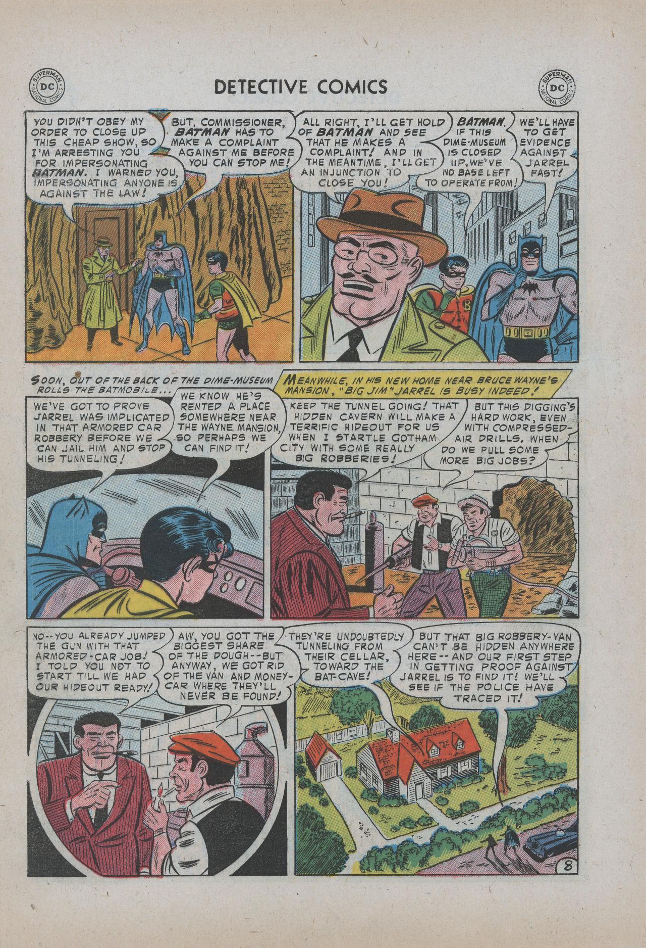 Detective Comics (1937) 223 Page 10