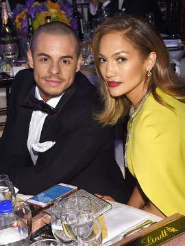 Jennifer Lopez Broke Up With Casper Smart Because He Cheated, Says Source