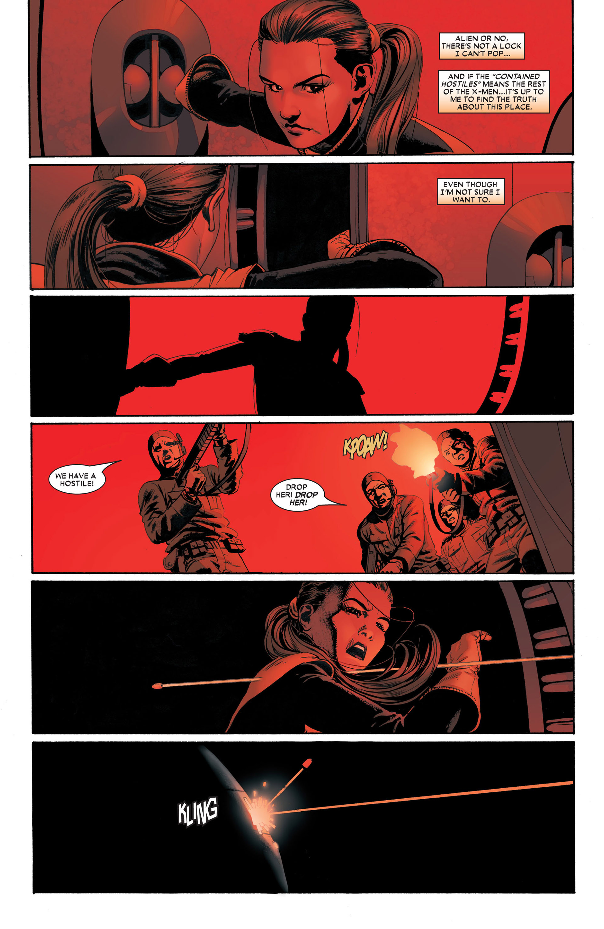 Read online Astonishing X-Men (2004) comic -  Issue #4 - 19