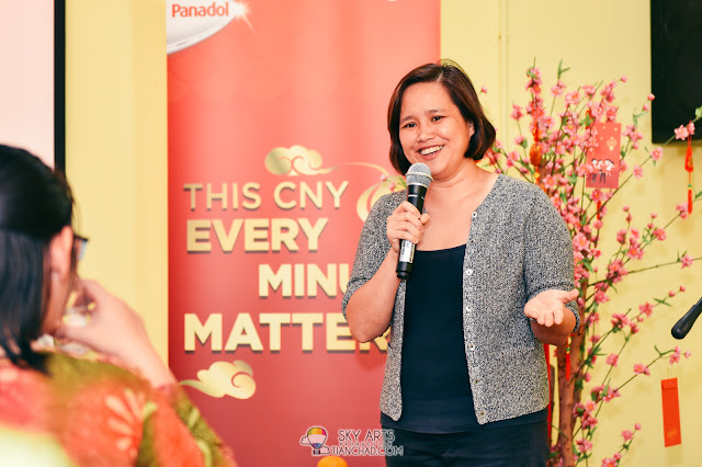 MayChew Wong, Brand Manager of GSK Consumer Healthcare Sdn Bhd