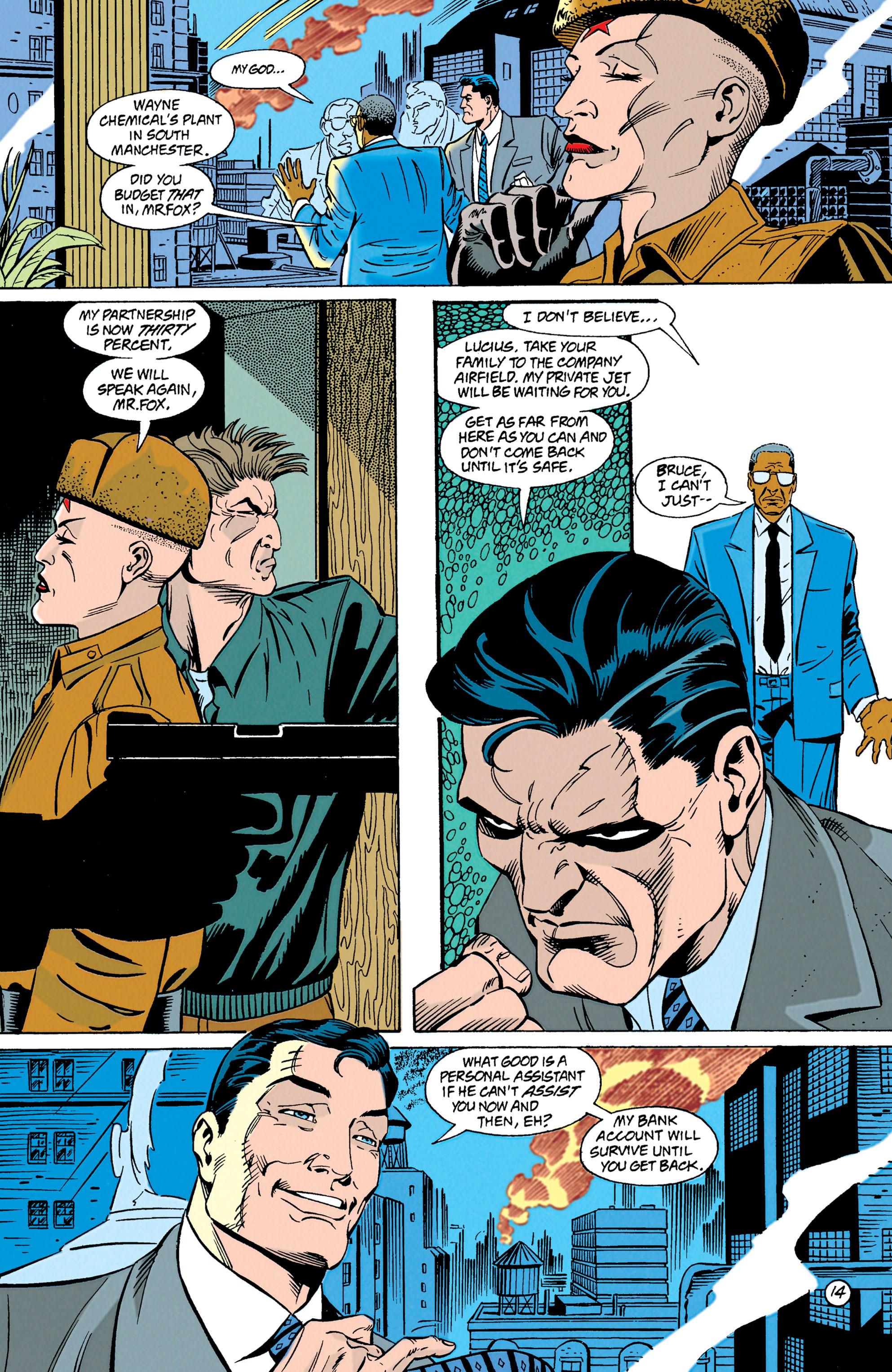 Detective Comics (1937) 682 Page 13