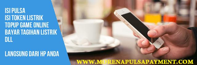 Daftar Harga Morena Pulsa Untuk Master Dealer (MD)