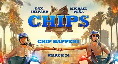 CHIPS 2017 Hollywood Full Free Movie Download HDCAM 300mb