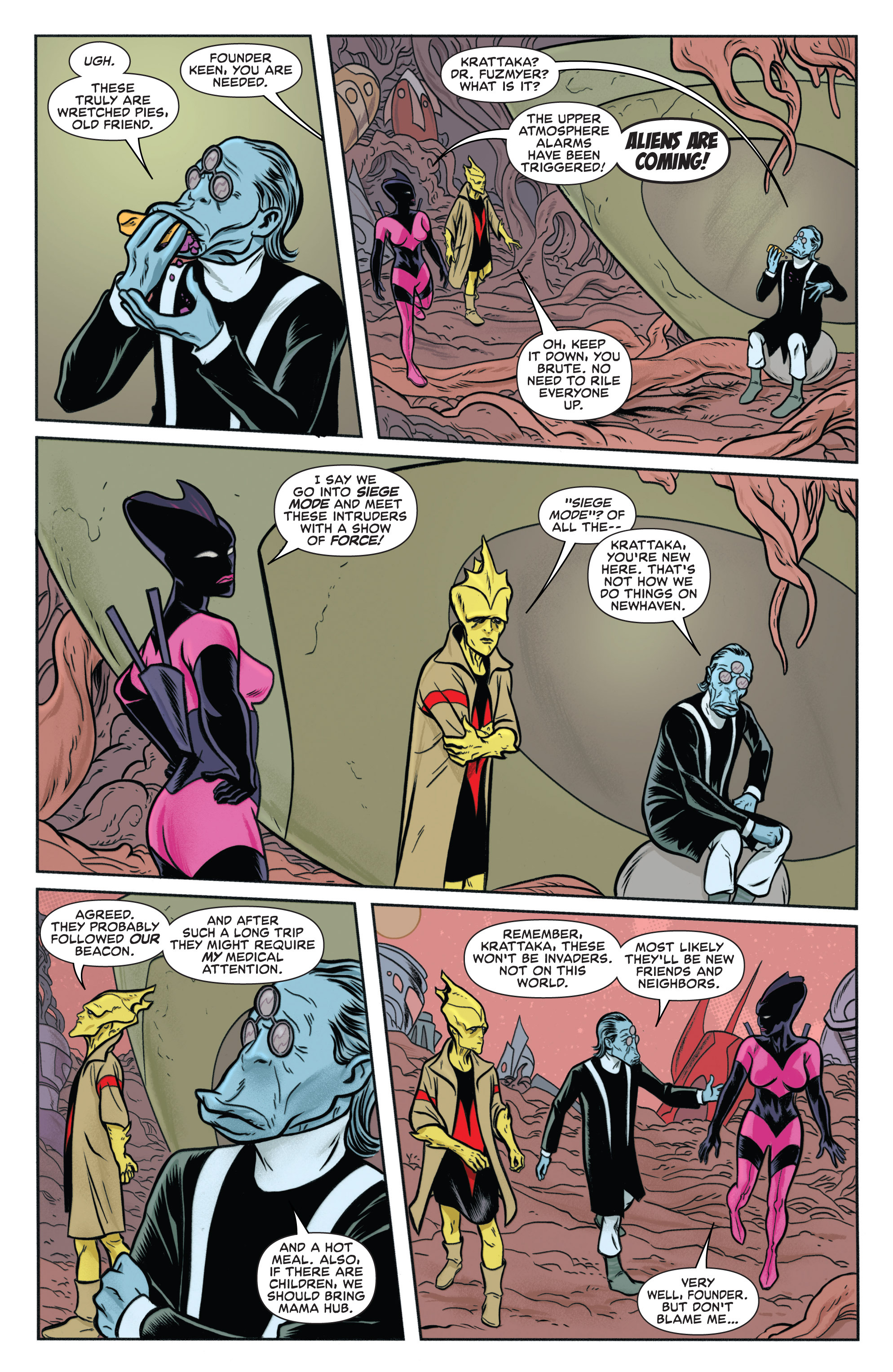 Read online Silver Surfer (2014) comic -  Issue #8 - 9