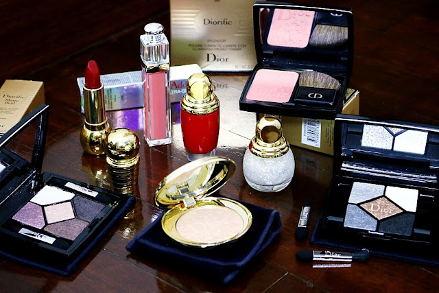 DIOR 2016 HOLIDAY COLLECTION