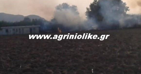 Αγρίνιο: Φωτιά σε έκταση στο Δοκίμι(φώτο). | Νέα από το Αγρίνιο ...