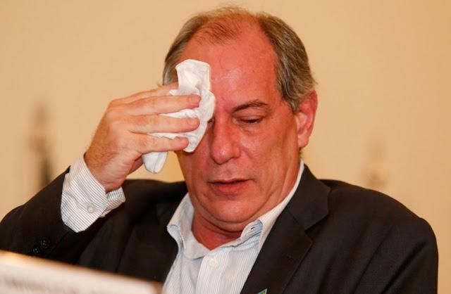 Ciro Gomes processado por confederação israelita