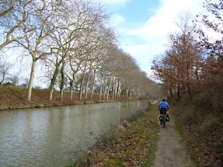 Primeros compases. Canal du Midi