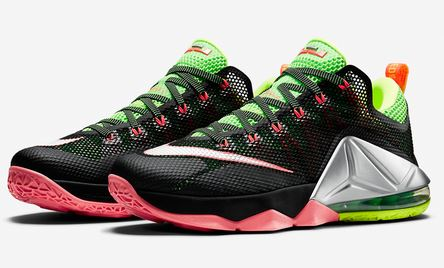 4535617785c Here is a detailed look at the upcoming Nike LeBron 12 Low