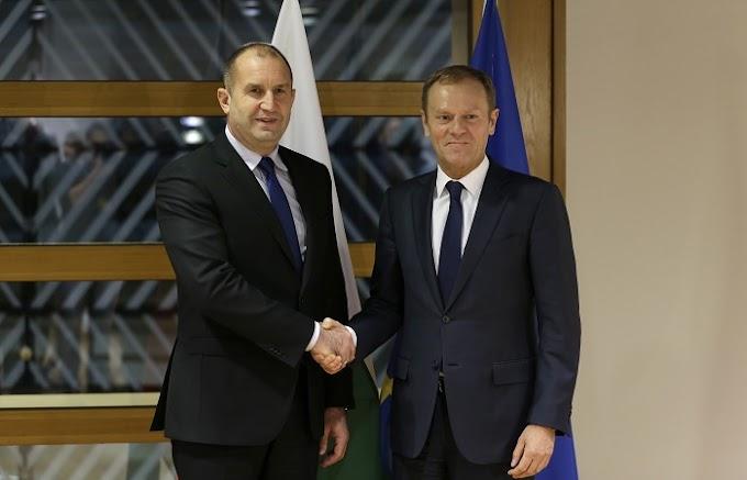 Президентът Радев призова за увеличаване на подкрепата  за държавите, формиращи външните граници на ЕС
