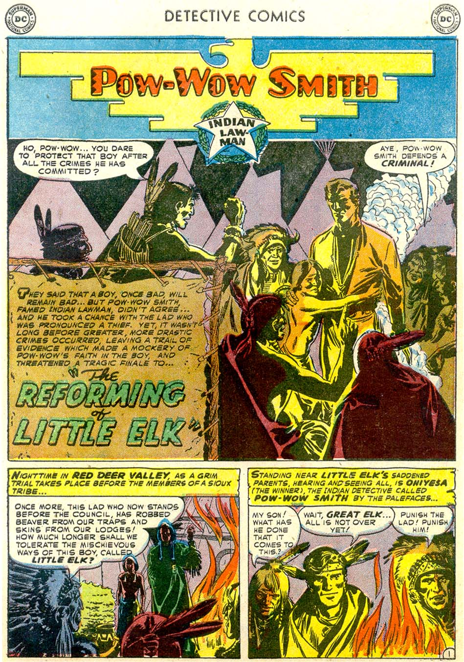 Read online Detective Comics (1937) comic -  Issue #179 - 33