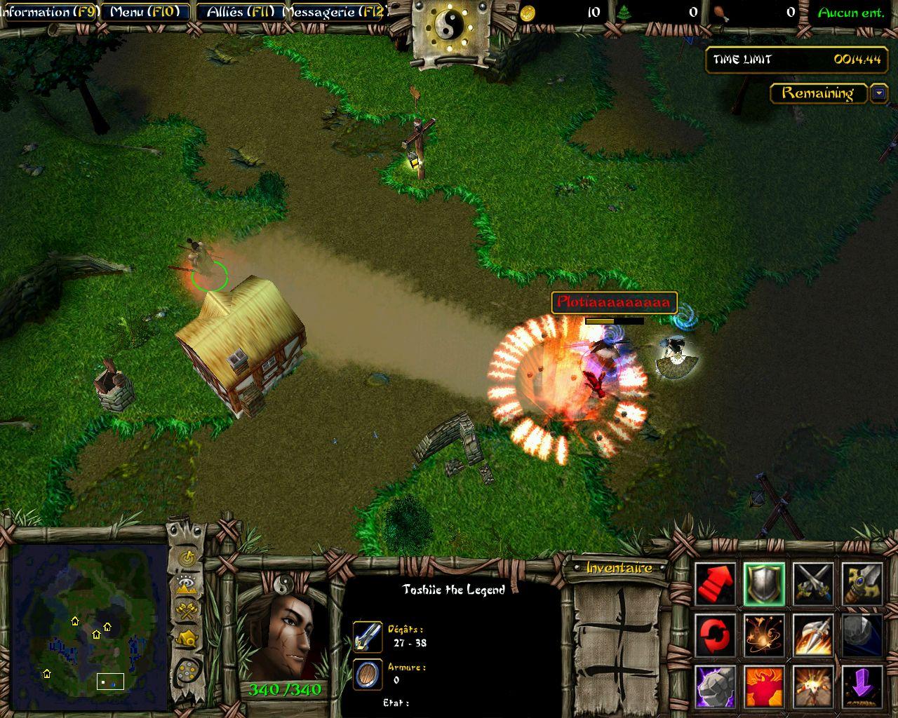Battle Royale Dynasty : Warcraft 3