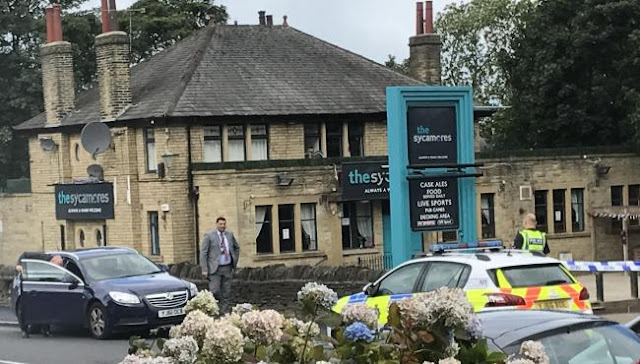 Seven men arrested after shooting at The Sycamores pub, Norman Lane, Eccleshill