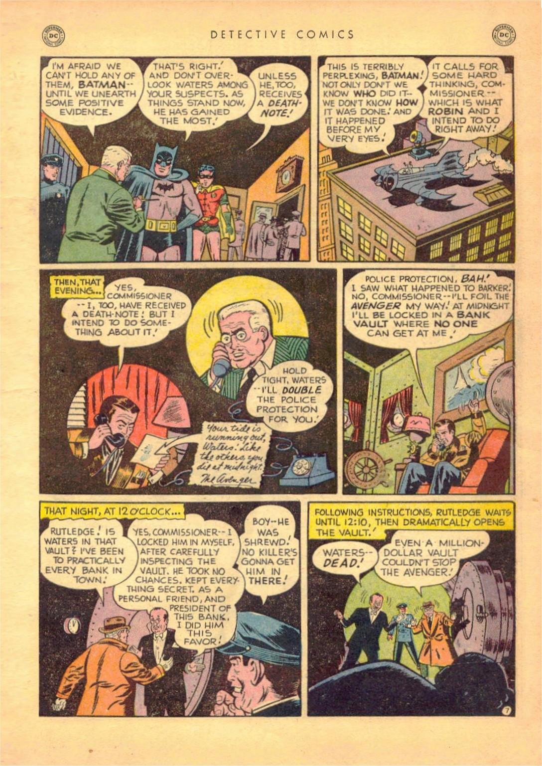 Read online Detective Comics (1937) comic -  Issue #161 - 9