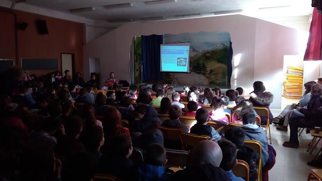 Γιάννενα: Με επιτυχία πραγματοποιήθηκε ενημερωτική διάλεξη στο 11ο Δημοτικό Σχολείο Ιωαννίνων, με θέμα την ασφαλή πλοήγηση στο διαδίκτυο