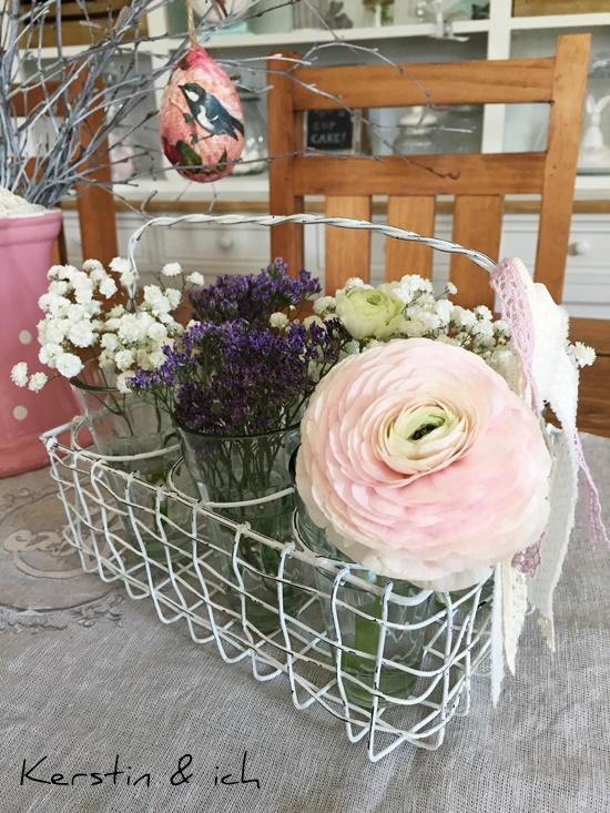 Deko Blumen Wohnen
