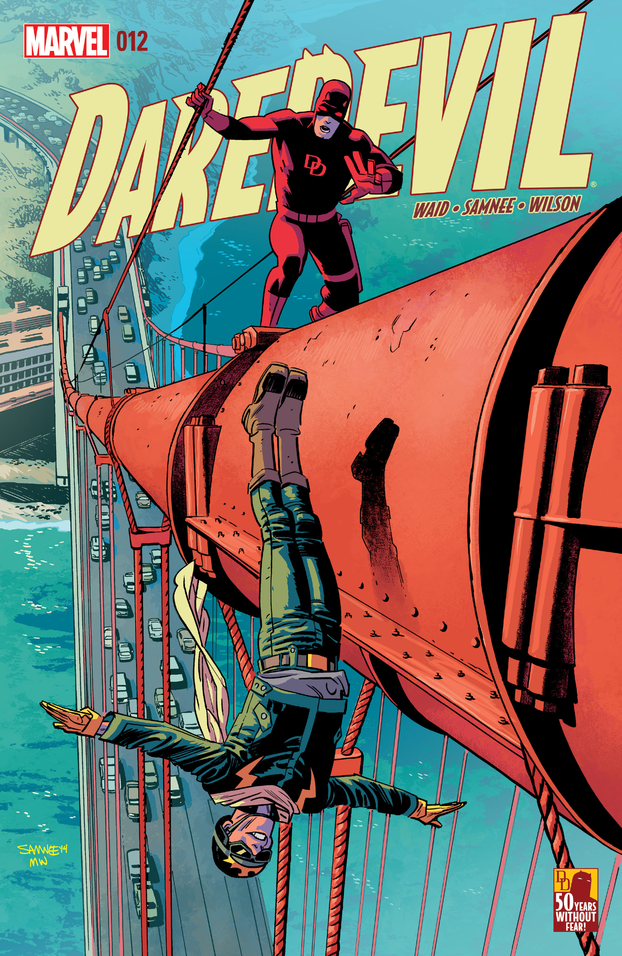 Daredevil (2014) issue 12 - Page 1